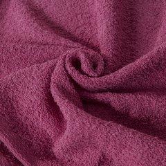 Ręcznik z bawełny gładki liliowy 70x140cm - 70 X 140 cm - liliowy 4