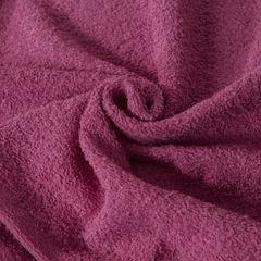 Ręcznik z bawełny gładki liliowy 70x140cm - 70 X 140 cm - liliowy 1