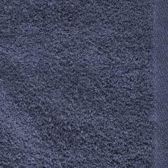 Ręcznik z bawełny gładki 70x140cm - 70 X 140 cm - granatowy 4