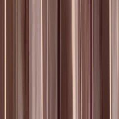 Oryginalna brązowa dwuwarstwowa zasłona na przelotkach - 140x250 - Brązowy 2