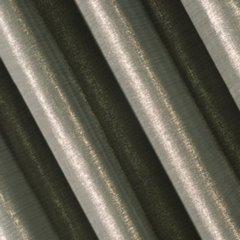 Zasłona ze złotym melanżowym nadrukiem 140x250 cm  - 140 X 250 cm - brązowy 1