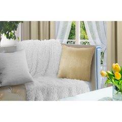 Poszewka na poduszkę gładka biała 40 x 40 cm  - 40 X 40 cm - biały 2