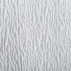 Zasłona z tkaniny o lekko pomarszczonej fakturze bez prasowania biała przelotki 140x250cm - 140 X 250 cm - biały 3