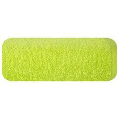 Ręcznik z bawełny gładki sałata 50x90cm - 50 X 90 cm - zielony 2