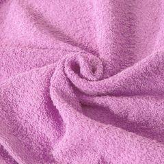 Ręcznik z bawełny gładki różowy 50x90cm - 50 X 90 cm - różowy 10