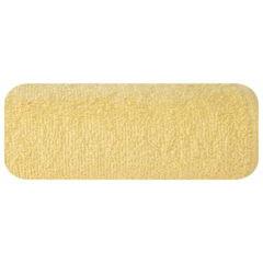 Ręcznik z bawełny gładki słoneczny 50x90cm - 50 X 90 cm - żółty 2