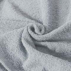 Ręcznik z bawełny gładki błękitny 50x90cm - 50 X 90 cm - niebieski 10