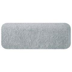 Ręcznik z bawełny gładki błękitny 50x90cm - 50 X 90 cm - niebieski 2