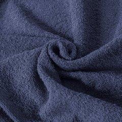 Ręcznik z bawełny gładki chabrowy 50x90cm - 50 X 90 cm - granatowy 4