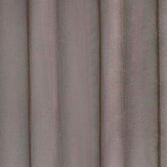 Delikatna brązowa firana na przelotkach 140x250 - 140 X 250 cm - brązowy 4
