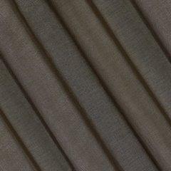 Półprzejrzysta czekoladowa firana na przelotkach 140x250 - 140 X 250 cm - brązowy 1