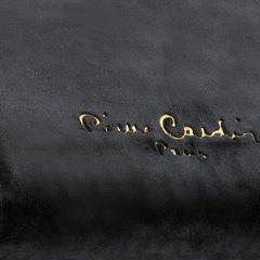 Czarny EKSKLUZYWNY KOC Clara od PIERRE CARDIN 220x240 cm z akrylem - 220 X 240 cm - czarny 6