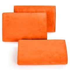 Ręcznik z mikrofibry szybkoschnący jasnopomarańczowy 30x30cm  - 30 X 30 cm - pomarańczowy 1