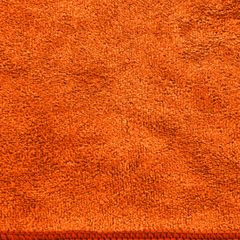 Ręcznik z mikrofibry szybkoschnący jasnopomarańczowy 50x90cm  - 50 X 90 cm - pomarańczowy 4