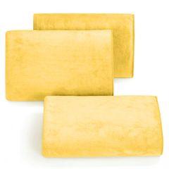 Ręcznik z mikrofibry szybkoschnący żółty 50x90cm  - 50 X 90 cm - żółty 1
