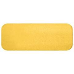 AMY ŻÓŁTY RĘCZNIK Z MIKROFIBRY SZYBKOSCHNĄCY 50x90 cm EUROFIRANY - 50 X 90 cm - żółty 2