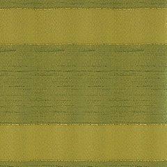 Zasłona w poziome pasy z połyskiem zielona 140x250cm - 140 X 250 cm - zielony 4