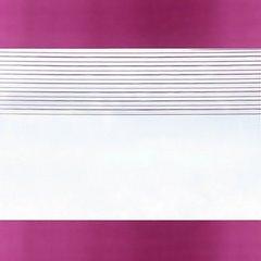Zasłona w poziome pasy organza satyna różowa przelotki 140x250cm - 140 X 250 cm - amarantowy 4
