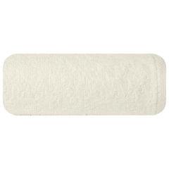 Ręcznik z bawełny gładki kremowy 30x50cm - 30 X 50 cm - kremowy 2