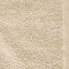 Gładki z bawełny gładki beżowy 30x50 cm - 30 X 50 cm - beżowy 7