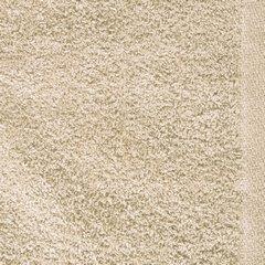 Gładki z bawełny gładki beżowy 30x50 cm - 30 X 50 cm - beżowy 8