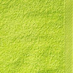 GŁADKI SAŁATOWA ZIELEŃ RĘCZNIK KĄPIELOWY Z BAWEŁNY 30x50 cm EUROFIRANY - 30 X 50 cm - zielony 7