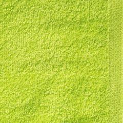 GŁADKI SAŁATOWA ZIELEŃ RĘCZNIK KĄPIELOWY Z BAWEŁNY 30x50 cm EUROFIRANY - 30 X 50 cm - zielony 4
