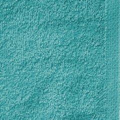 Ręcznik z bawełny gładki turkusowy 70x140cm - 70 X 140 cm - turkusowy 3