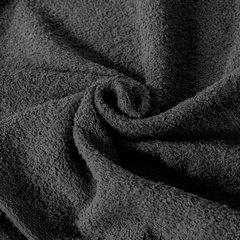 Ręcznik z bawełny gładki czarny 70x140cm - 70 X 140 cm - czarny 4