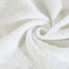 Ręcznik bawełniany gładki biały 50x90cm - 50 X 90 cm - biały 5