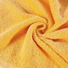 Ręcznik bawełniany gładki żółty 50x90cm - 50 X 90 cm - żółty 9