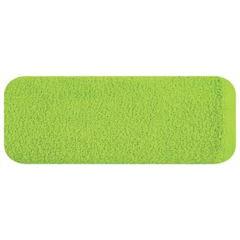 Ręcznik bawełniany gładki zielony 50x90 cm - 50 X 90 cm - zielony 2