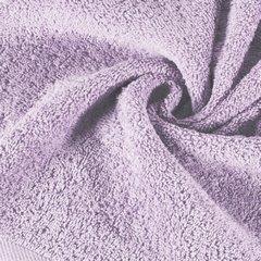 Ręcznik bawełniany gładki wrzosowy 50x90 cm - 50 X 90 cm - fioletowy 5