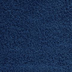 Ręcznik z bawełny gładki chabrowy 50x90 cm - 50 X 90 cm - granatowy 4