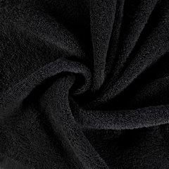 Ręcznik bawełniany gładki czarny 50x90 cm - 50 X 90 cm - czarny 5