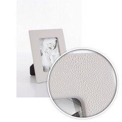 Ramka dekoracyjna ceramiczna krem 25 x 19 cm - 25 X 19 cm - ecru 3