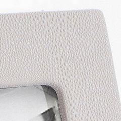 Ramka dekoracyjna ceramiczna krem 25 x 19 cm - 25 X 19 cm - ecru 4