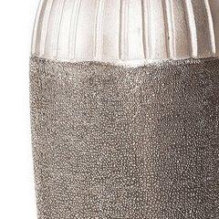 Wazon dekoracyjny srebrzysty 39 cm - ∅ 12 X 39 cm - złoty 6