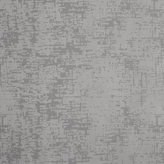 Zasłona z marmurkowym wzorem stalowy przelotki 140x250cm - 140x250 - szary 3