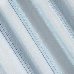 Jasna niebieska zasłona do salonu na przelotkach 140x250 cm - 140x250 - Niebieski 1