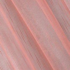 Subtelna zasłona do salonu gładka malinowa na taśmie 140x250cm - 140 X 250 cm - malinowy 2