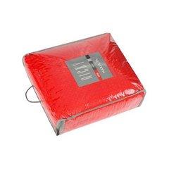 Koc miękki i puszysty jednokolorowy czerwony 170x210 cm - 170 X 210 cm - czerwony 5