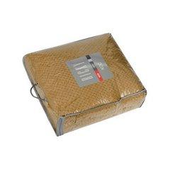 Koc miękki i puszysty jednokolorowy jasnobrązowy 170x210 cm - 170 X 210 cm - jasnobrązowy 5