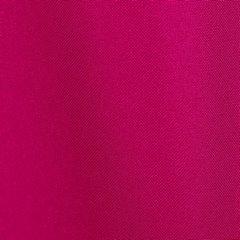RITA DŁUGA AMARANTOWA ZASŁONA Z MATOWEJ TKANINY GŁADKA 140x250 cm NA PRZELOTKACH - 140 X 250 cm - amarantowy 3