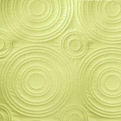 Narzuta dwustronna fiolet zieleń 220x240cm - 220 X 240 cm - jasnozielony/jasnofioletowy 5