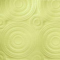 Narzuta dwustronna fiolet zieleń 220x240cm - 220 X 240 cm - jasnozielony/jasnofioletowy 4