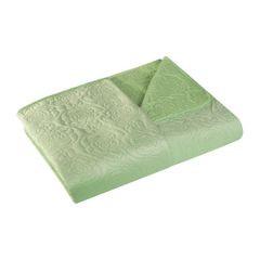 Narzuta melanie zielona pikowana 220x240 cm - 220 X 240 cm - zielony 3