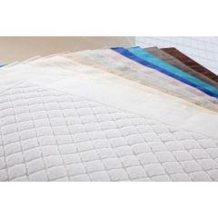 Dywanik bawełna chabrowy 60 x 90 cm - 60 X 90 cm - ciemnoniebieski 6