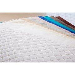 Dywanik bawełna chabrowy 60 x 90 cm - 60 X 90 cm - ciemnoniebieski 7
