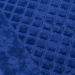 Dywanik bawełna chabrowy 60 x 90 cm - 60 X 90 cm - ciemnoniebieski 5